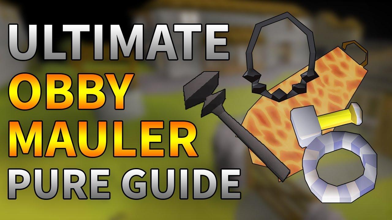 Range obby maul guide:: esgfhgg.