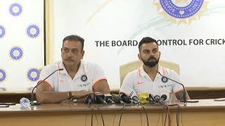 Focus will be more on how batsmen bat well together on this tour - Kohli