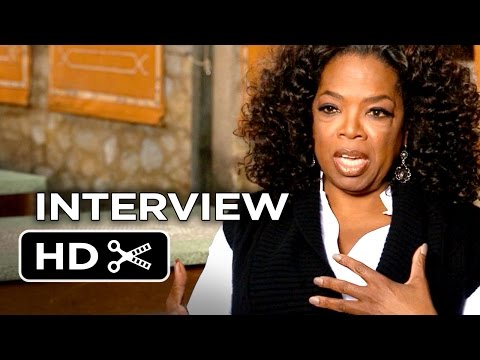 The Hundred-Foot Journey Interview - Oprah Winfrey (2014) - Movie HD