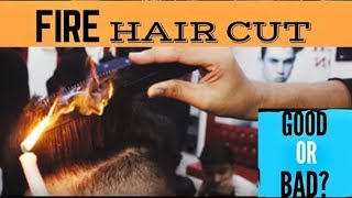 FIRE HAIR CUT for men | Parmish Verma Inspired Look | Hairstyle for 2018