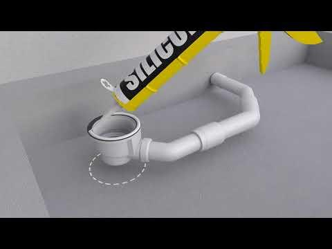 VitrA Sıfır Zemin Duş Teknesi Montajı