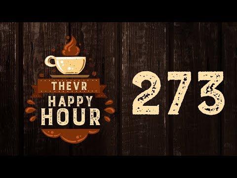 Avengers & Támogatás bányászattal?   TheVR Happy Hour #273 - 04.23.
