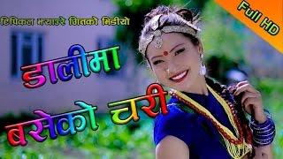 "साह्रै मिठो  नयाँ झ्याउरे गीत By Rajan Karki ""Dali Ma Basako Chari""Latest New Dohori Video 2074/2017"
