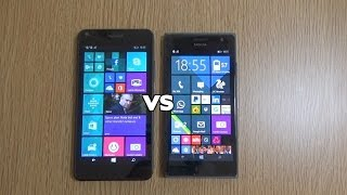 microsoft Lumia 640 VS Lumia 735 - Review!