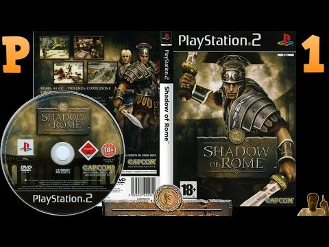 ▶️ Shadow Of Rome™️ Part 1 PS2™️ GamePlay