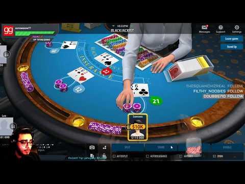 Blackjack 21 Kamagames