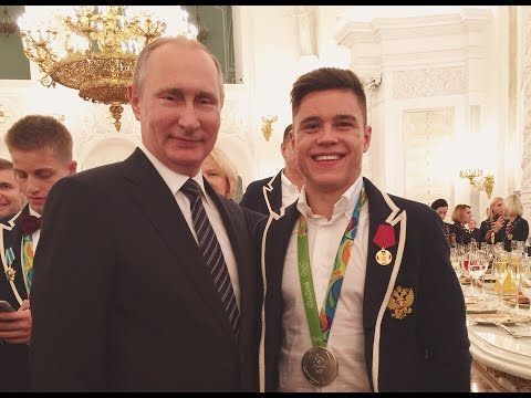 Встреча с Президентом.Подарили олимпийскую BMW. Экскурсия по Воронежу. Вечеринка World Class