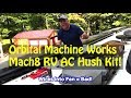 Mach 8 RV AC Hush Kit - Quite That Air-Conditioner Down!