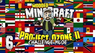 Minecraft: Project Ozone 2 | ACCENT CHALLENGE! | #6