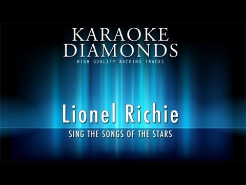 Lionel Richie - You Are (Karaoke Version)