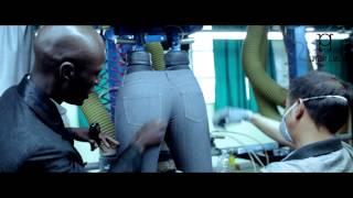 LOVEDAY JEANS - Made in Italy - all eyes on the production