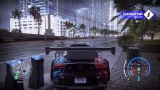 Need for Speed™ Heat Drift Zone Gotta Skid