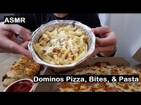 Chicken Alfredo Pasta Dominos