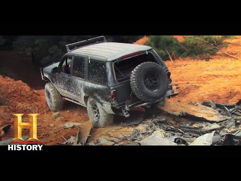 Truck Night In America: Spicy Truck Takes On The Green Hell| 'Over The Cliff' Airs Mar. 15 | History