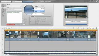 how to upload a video with fast upload speed and with good quality in pinnacle studios 12
