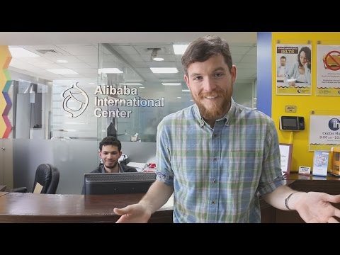 Alibaba International Center: Your Window to the Middle East.