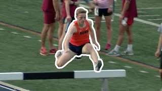 Noah Affolder 8:51 3000m Steeplechase | 2018 Bison Outdoor Classic