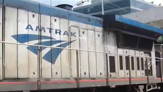 2017 06 16 09 Amtrak Train 20 Crescent Union Station Washington DC  circle view