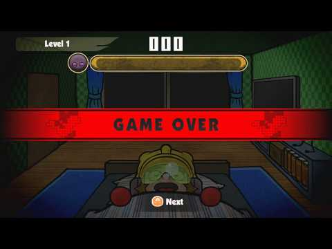 Game & Wario Gameplay on GAMER on Wii U HD