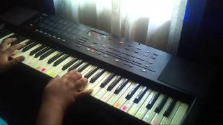 Video Alyah - Kau Yang Terindah OST (instrumental piano cover) download MP3, 3GP, MP4, WEBM, AVI, FLV Juli 2018