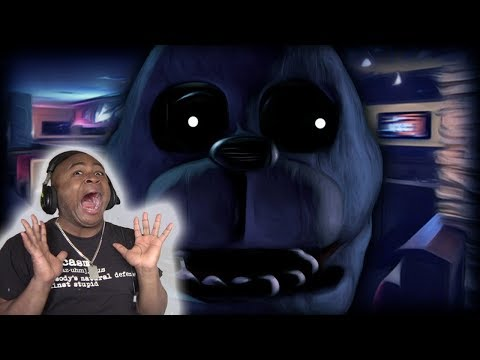 STILL SCARES THE LIVING CRAP OUT OF ME   Five Nights At Freddys REDUX Part 1