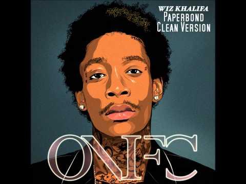 Wiz Khalifa-Paperbond(Clean Version
