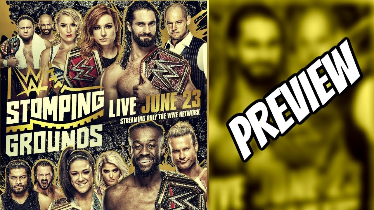 WWE Stomping Grounds 2019 Results: Ricochet And The Winners And Losers Of Tacoma Dome PPV