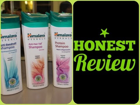 Himalaya Herbal Shampoo Review| Himalaya anti hair-fall shampoo