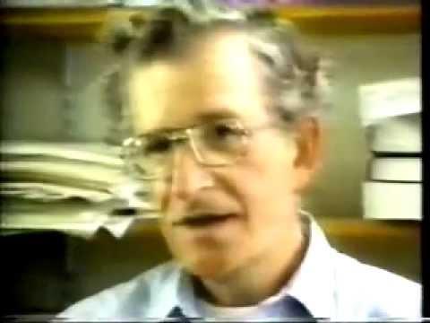 Chomsky -- Universal Grammar