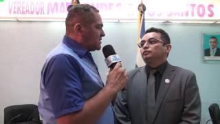 Reeleito vereador, Faguinho se compromete com o trabalho para o cidadão Quixereense