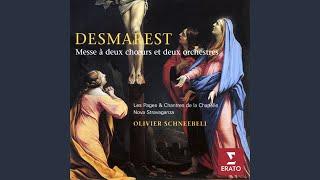 Messe à Deux Choeurs Et Deux Orchestres Credo Qui Propter Nos Homines