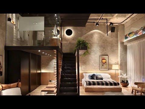 The Sims 4 |  Bangkok Industrial Studio Loft Apartment  | Speed Build + Download Links