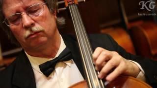KG#500 Strad Cello Faure Elegie op.24