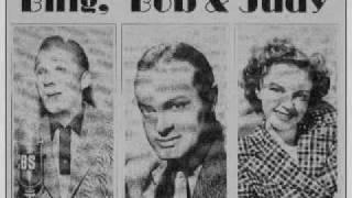 Judy Garland Bob Hope, & Bing Crosby - Goodnight Irene