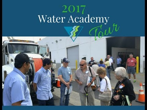 2017 Water Academy Tour