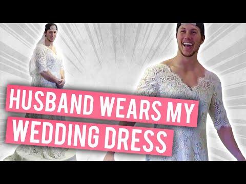 husband-wears-my-wedding-dress-|-shawn-johnson