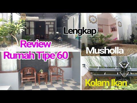 review-rumah-tipe-60-lengkap-dengan-musholla-dan-kolam-ikan