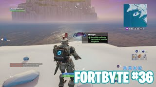 Fortnite Battle Royale ? Défis Fortbyte Comment obtenir le Fortbyte #36