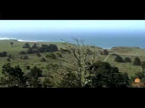 Incredible Ocean View 61 Acres w/ 2 Homes, Mendocino County, California