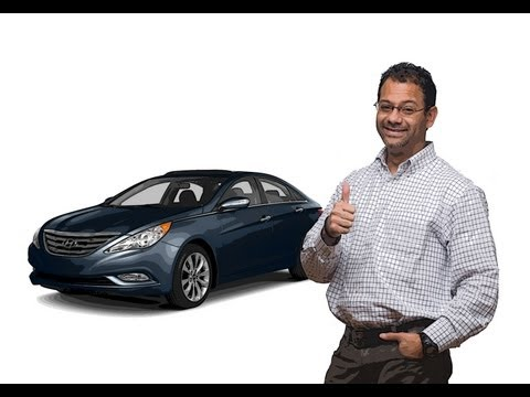 2013 Hyundai Sonata Test Drive & Car Review