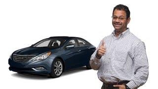 2013 Hyundai Sonata Test Drive & Car Review