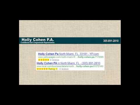 North Miami Real Estate Lawyer | Holly Cohen PA Reviews | (305) 891-2810