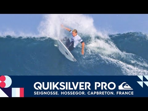 Day 1 Highlights - Quiksilver Pro France 2017