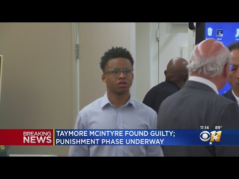 Jury Finds Teen Rapper 'Tay-K' Found Guilty Of 'Lesser Included Offense Of Murder'