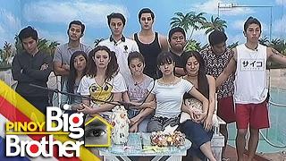 pbb 7 day 198 dream team naghanda na para sa kanilang dream house challenge