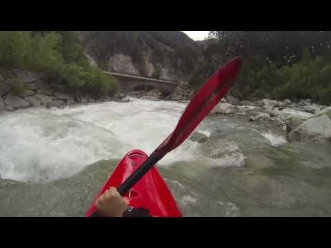 World Kayak River Guide - Otz Middle