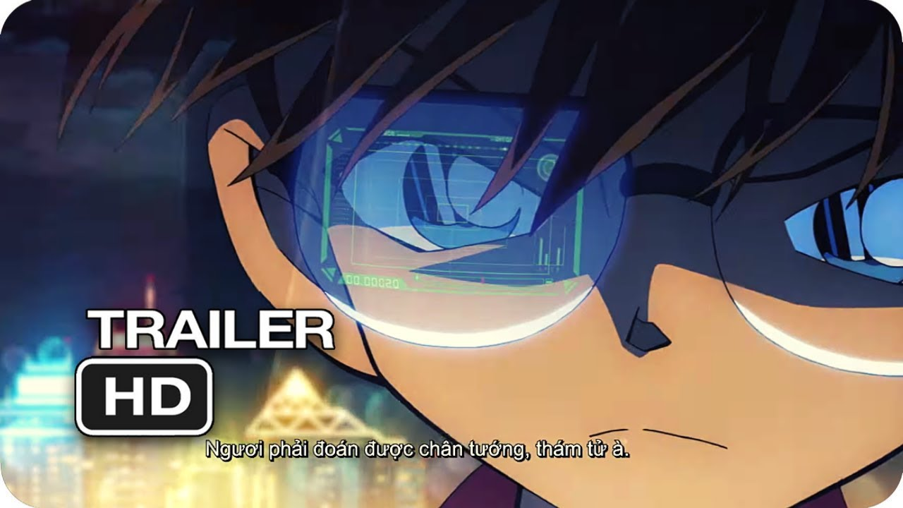 Detective Conan- The Fist of Blue Sapphire – Full HD