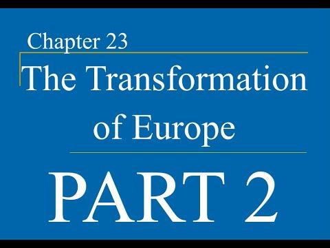 ap euro chapter 23