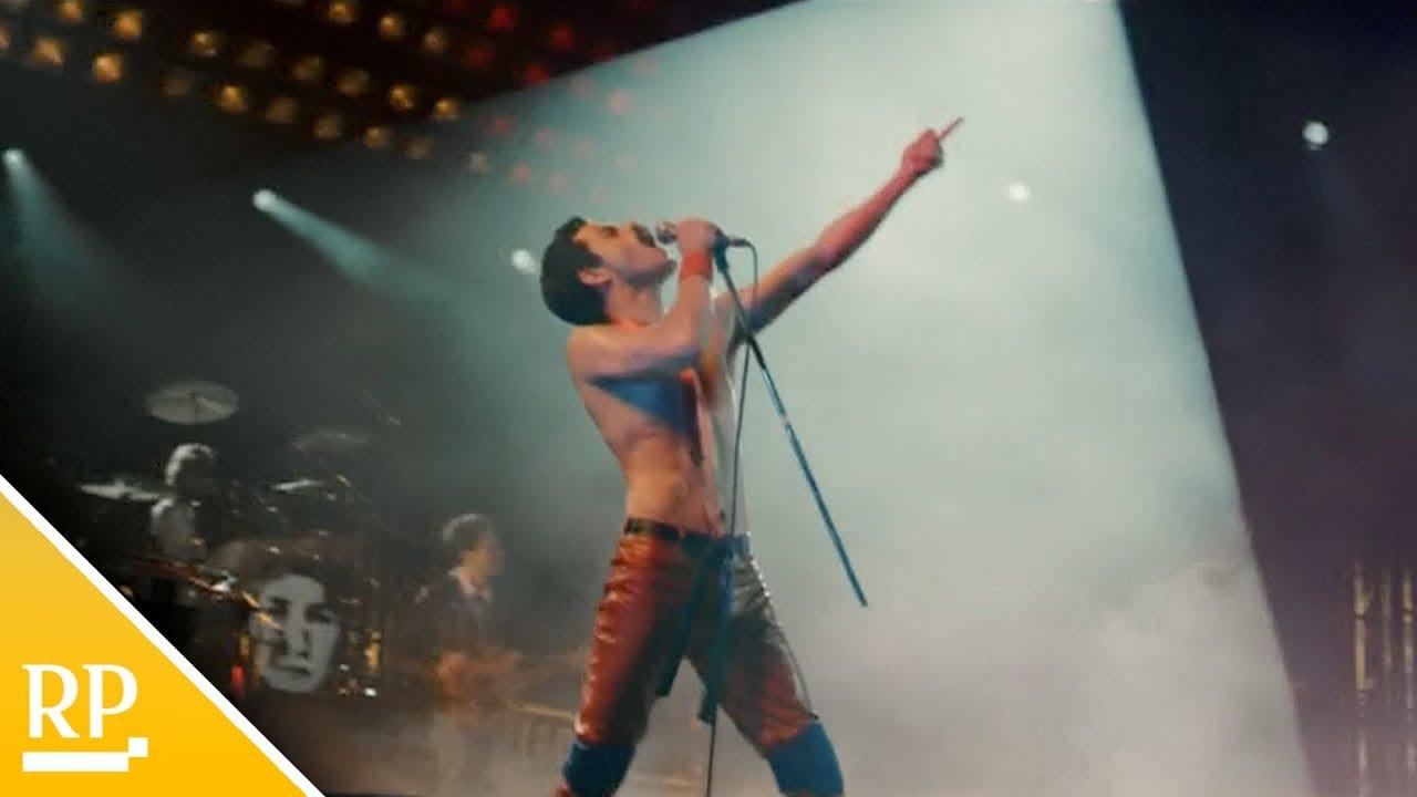 Queen Verfilmung Rami Malek Als Freddie Mercury In Bohemian