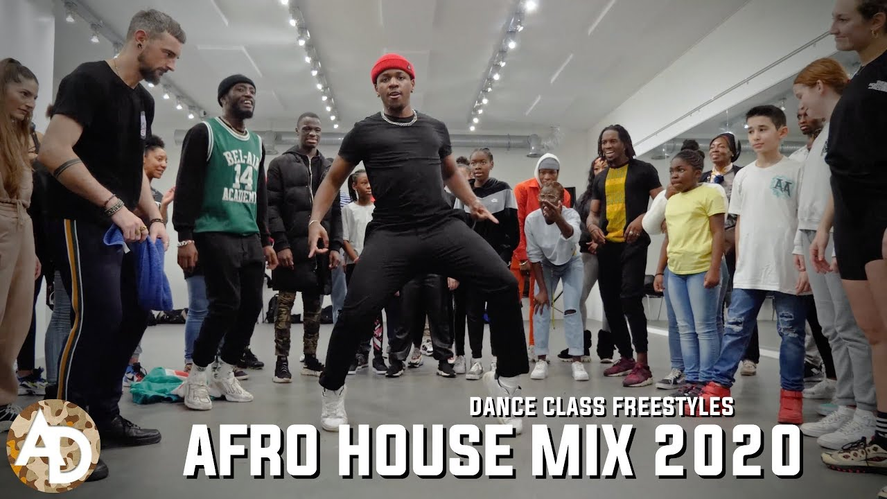 Afro House Mix 2020 (Dance Class Freestyles) | Whiitos Loco Workshop